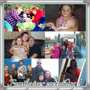 About Me - Tammy - Our Family