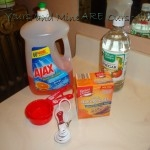 Homemade Floor Cleaner Recipe