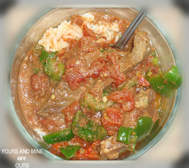 Crockpot Wednesday–Slow Cooker Pepper Steak - Yours and Mine ARE ...
