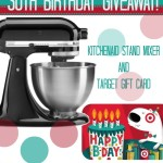 30th Birthday Bash Giveaway!