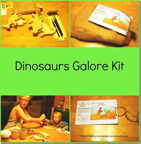 Dinosaurs Galore Review