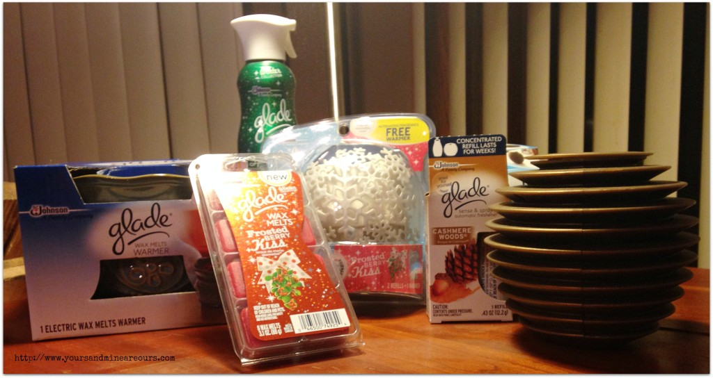 Glade Product Assortment Giveaway