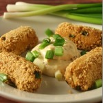 Low-Carb Salmon Croquettes #SundaySupper