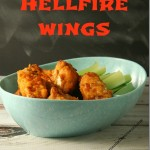 Hellfire Wings - YoursAndMineAreOurs