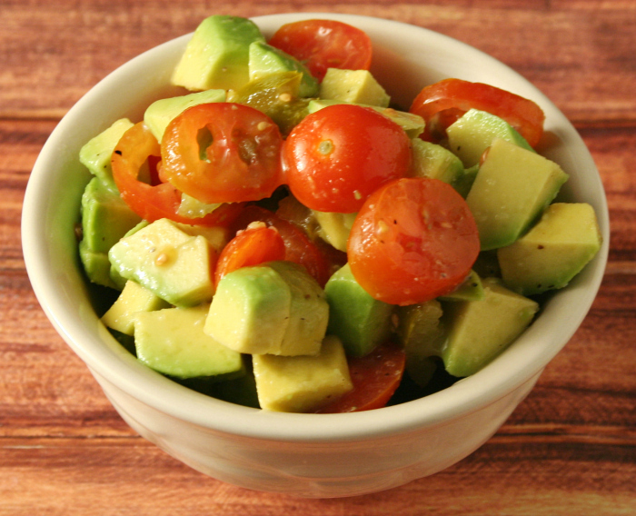 Avocado Salsa - Yours And Mine Are Ours- Out Of This World flavor in this Avocado Salsa!