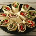 Roast Beef and Ranch Wraps - Yours And Mine Are Ours - Perfect meal for those warmer days when you want something fresh and light that doesn't take long to prepare