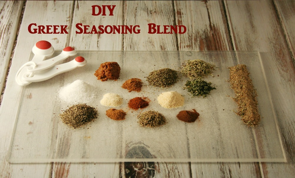 Greek Seasoning Blend | For the Love of Cooking
