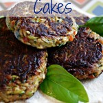 Zucchini Crab Cakes - Tips and Tricks Linky Party - 3 Little Greenwoods