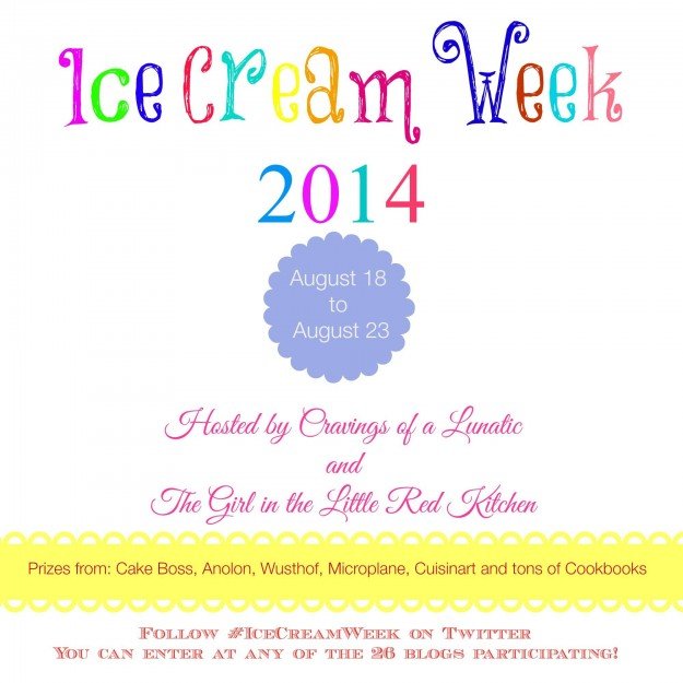 Ice Cream Week 2014 - Yours And Mine Are Ours