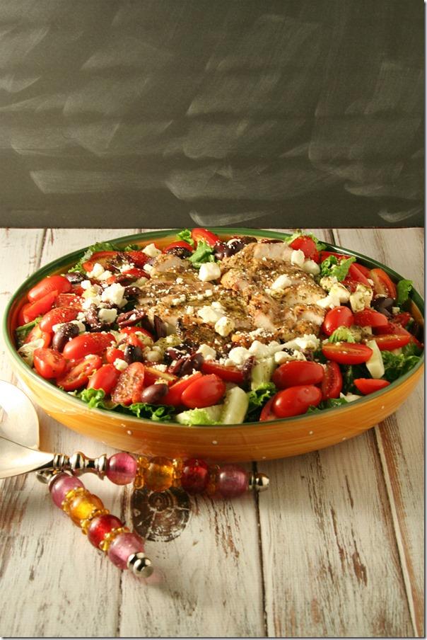 print greek grilled chicken salad ingredients greek seasoning 2 lbs