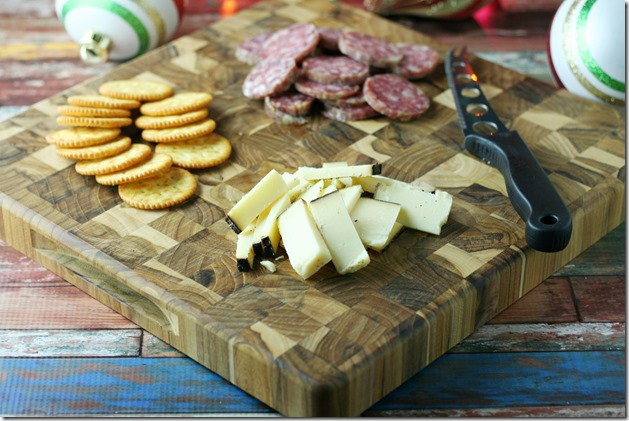 CuttingBoard Review and Giveaway