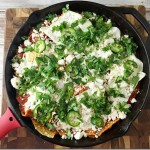 Quick and Easy Chilaquiles With Fried Eggs