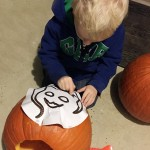 Kid Friendly Pumpkin Carving