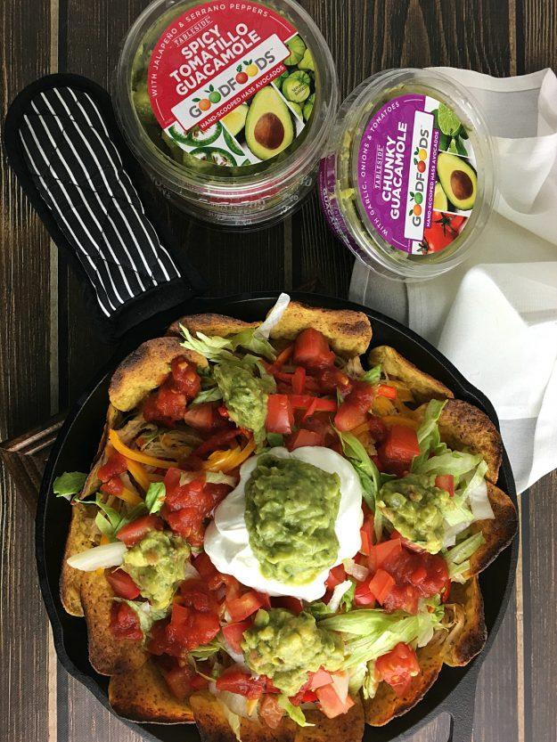three-pepper-loaded-chicken-nachos5 | YoursAndMineAreOurs