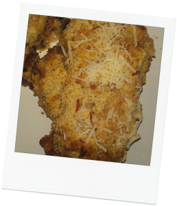 Crispy Parmesan Ranch Chicken - https://yoursandmineareours.com