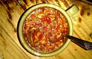Stuffed Pepper Soup - http://yorusandmineareours.com