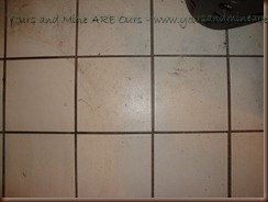 Homemade Floor Cleaner Recipe Before Picture