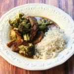 Crockpot Wednesdays – Slow Cooker Beef & Broccoli
