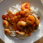 Slow Cooker Shrimp Creole & Prayers For Isaiah