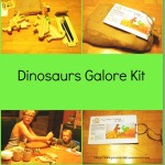 Dinosaurs Galore Kit Review And Giveaway