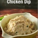 Easy Low-Carb Chicken Dip