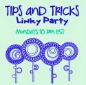 Tips and tricks linky button