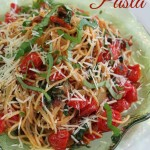 BLT-Pasta-Keep It Simple Sweetie Blog - Tips and Tricks Linky