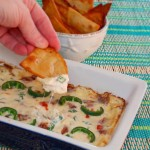 Sweet Hot Jalapeno Popper Dip - Grumpys Honey Bunch - Tips and Tricks Linky Party