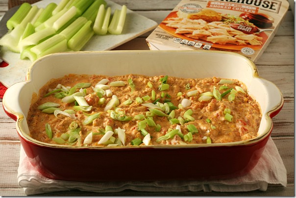 Chili-Cheese-Chicken-Dip - YoursAndMineAreOurs