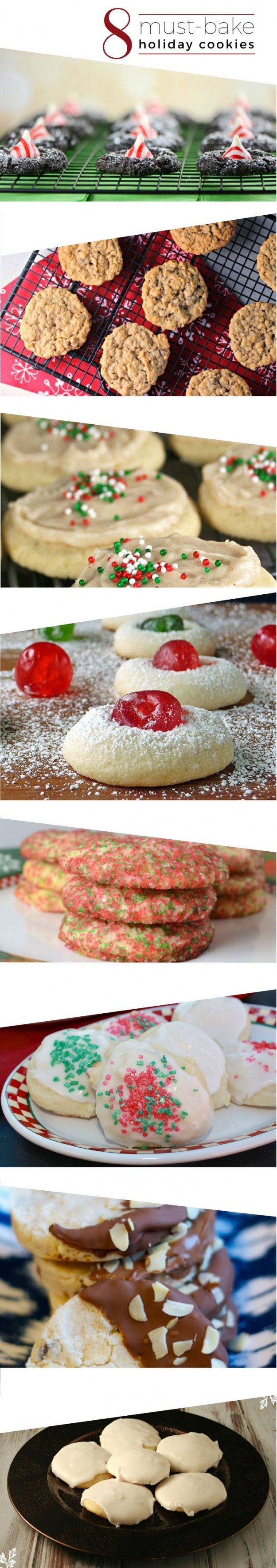 Eight Must Bake Holiday Cookies | Yours And Mine Are Ours