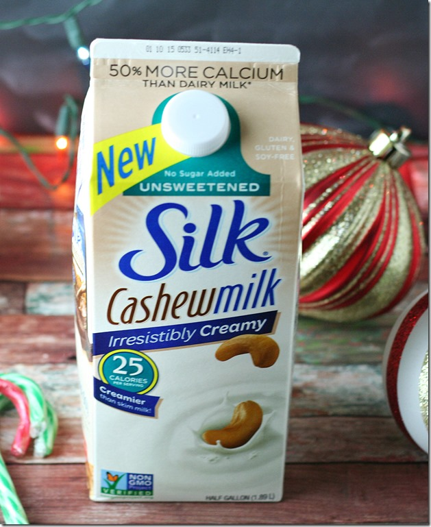 Rich and Creamy Low-Carb Cashew Milk Eggnog2