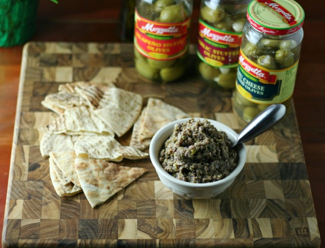 Tapenade Recipe - Low-Carb and Easy Prep #MezzettaMemories | Yours And Mine Are Ours