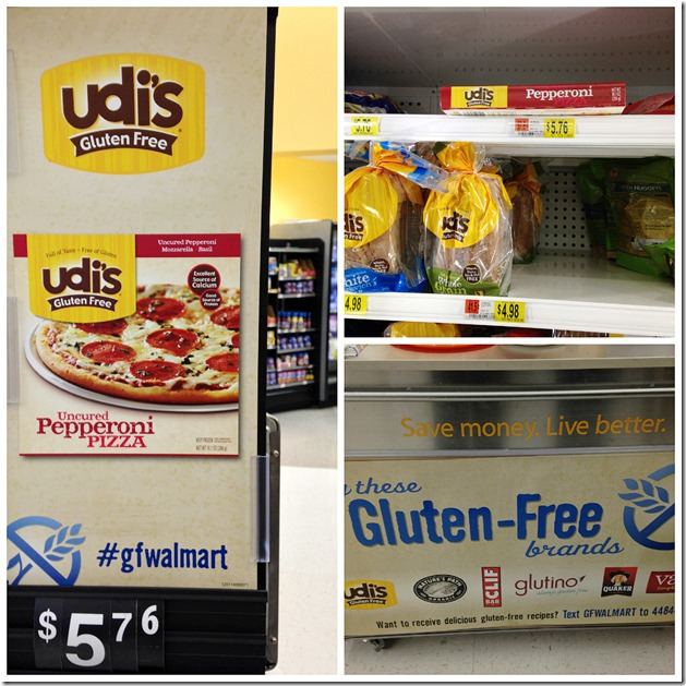Gluten Free WalMart