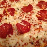 The Never Ending Move and Udi's Uncured Pepperoni Pizza