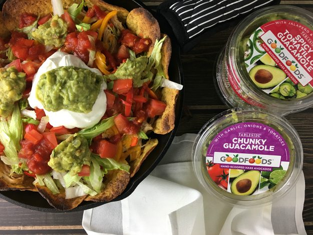 three-pepper-loaded-chicken-nachos2 | YoursAndMineAreOurs
